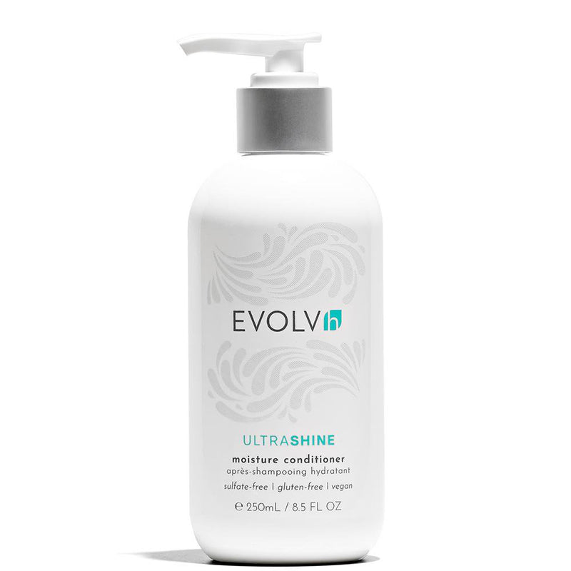 UltraShine Moisture Conditioner 2 fl oz Travel Size by EVOLVh at Petit Vour