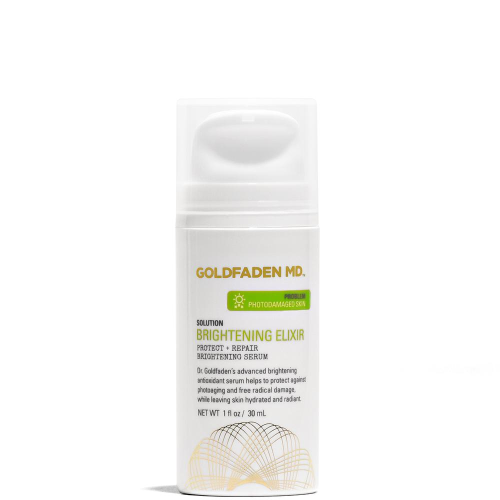 Brightening Elixir | Antioxidant Serum  by Goldfaden MD at Petit Vour