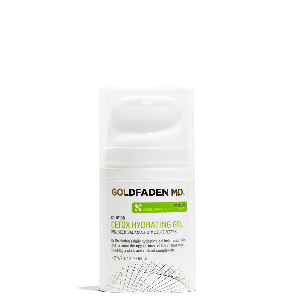 Detox Hydrating Gel  by Goldfaden MD at Petit Vour
