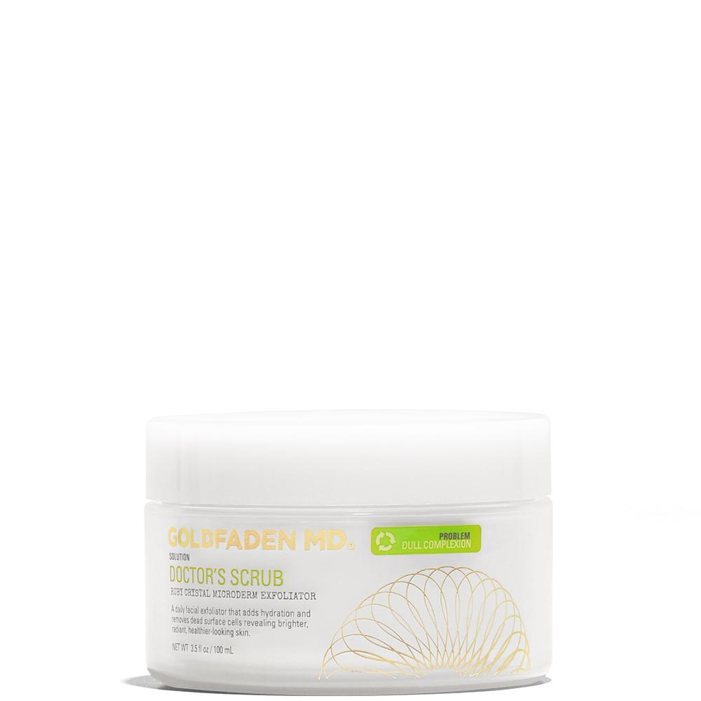Doctor's Scrub | Exfoliator  by Goldfaden MD at Petit Vour