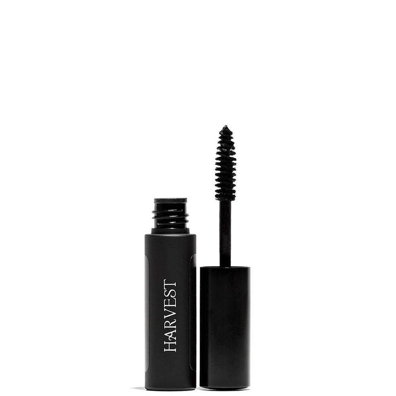 Lengthening Organic Mascara 0.25 oz | 7.5 ml / Black by Harvest Natural Beauty at Petit Vour