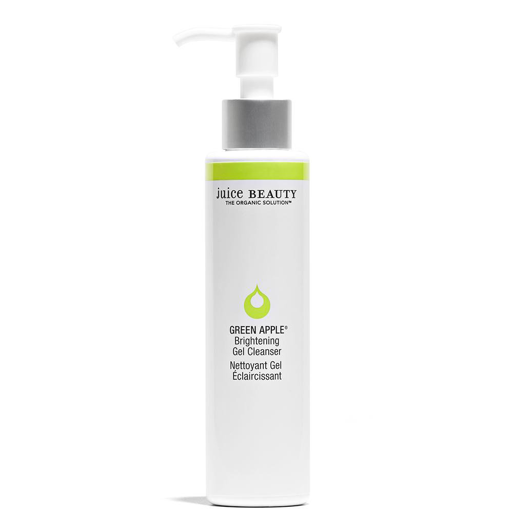 GREEN APPLE® Brightening Gel Cleanser  by Juice Beauty® at Petit Vour
