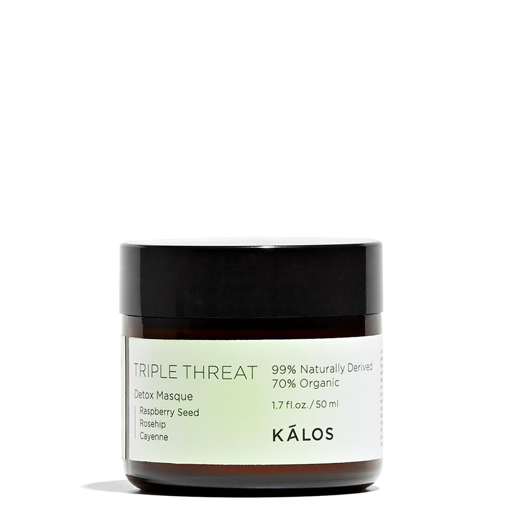 Triple Threat Detox Masque  by Kalos at Petit Vour