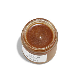 Petal Polish Face Mask  by Kani Botanicals at Petit Vour