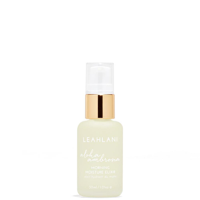 Aloha Ambrosia Morning Moisture Elixir  by Leahlani at Petit Vour