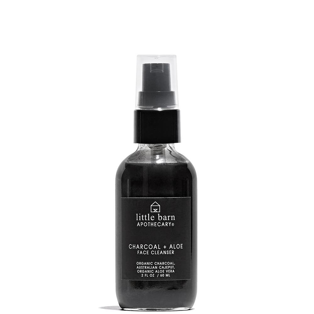 Charcoal + Aloe Face Cleanser by little barn apothecary #3