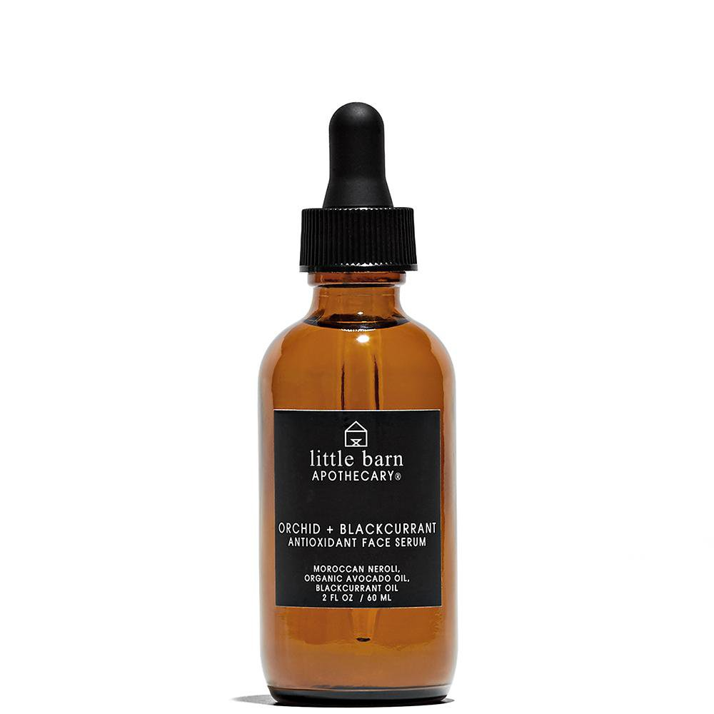 Orchid + Blackcurrant Face Serum  by Little Barn Apothecary at Petit Vour