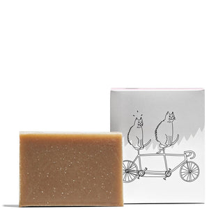 Lavender Coconut Milk Shampoo Bar  by Meow Meow Tweet at Petit Vour