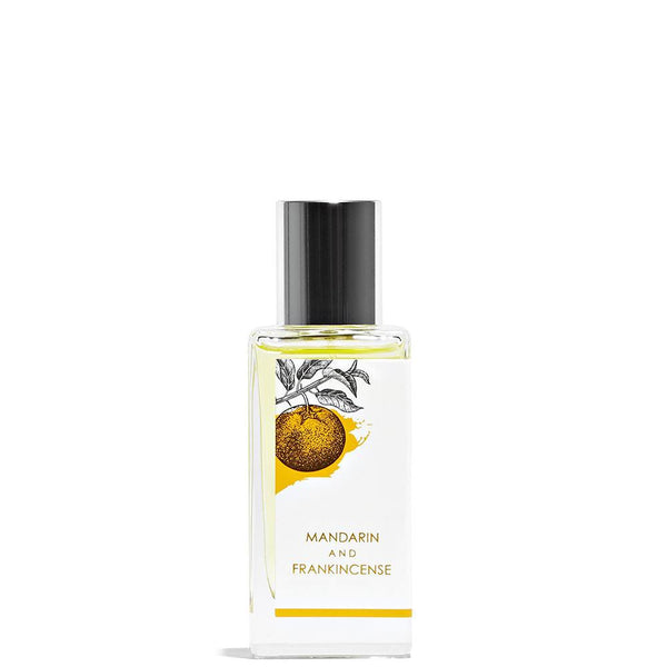 Mandarin and Frankincense Perfume