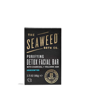 Purifying Detox Facial Bar  by The Seaweed Bath Co. at Petit Vour