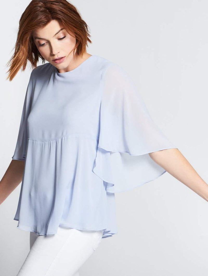 Ingrid Top - S  by Show Me Your MuMu at Petit Vour