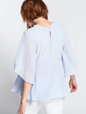 Ingrid Top  by Show Me Your MuMu at Petit Vour