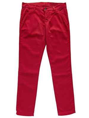 Siwy Denim Fiona Chino Pants Red