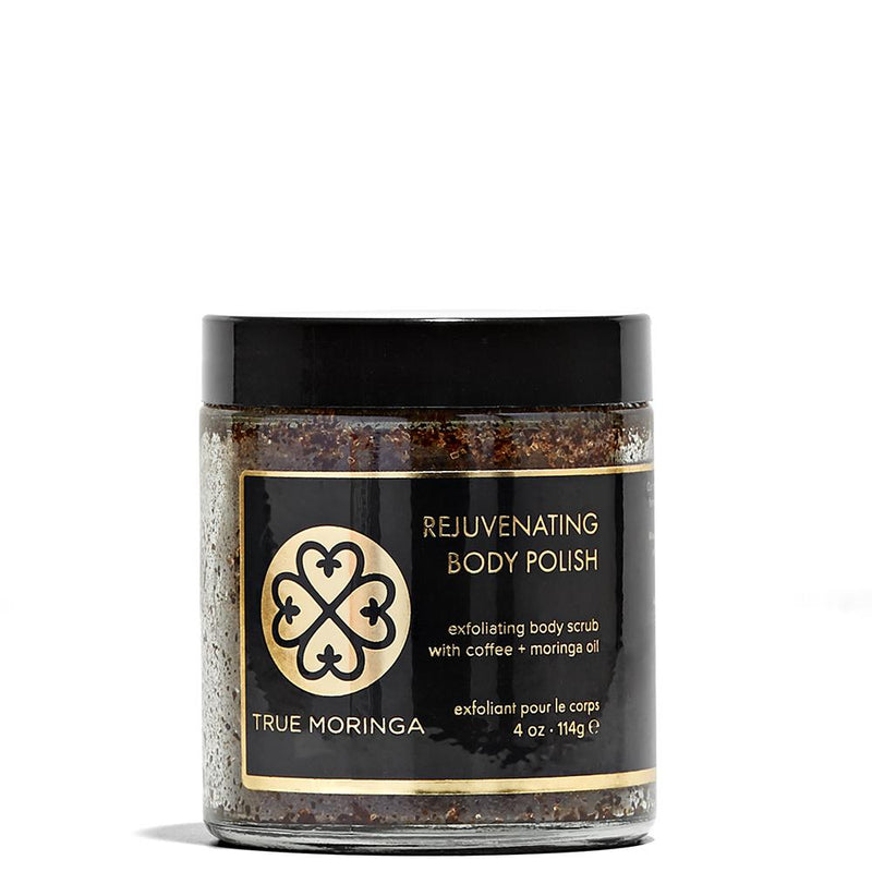 Rejuvenating Body Polish 4 oz by True Moringa at Petit Vour