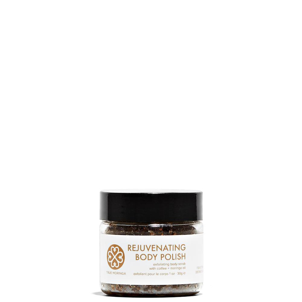 Rejuvenating Body Polish 1 oz Travel by True Moringa at Petit Vour