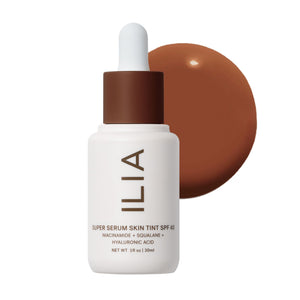 Super Serum Skin Tint SPF 40 Miho ST17 by ILIA Beauty at Petit Vour