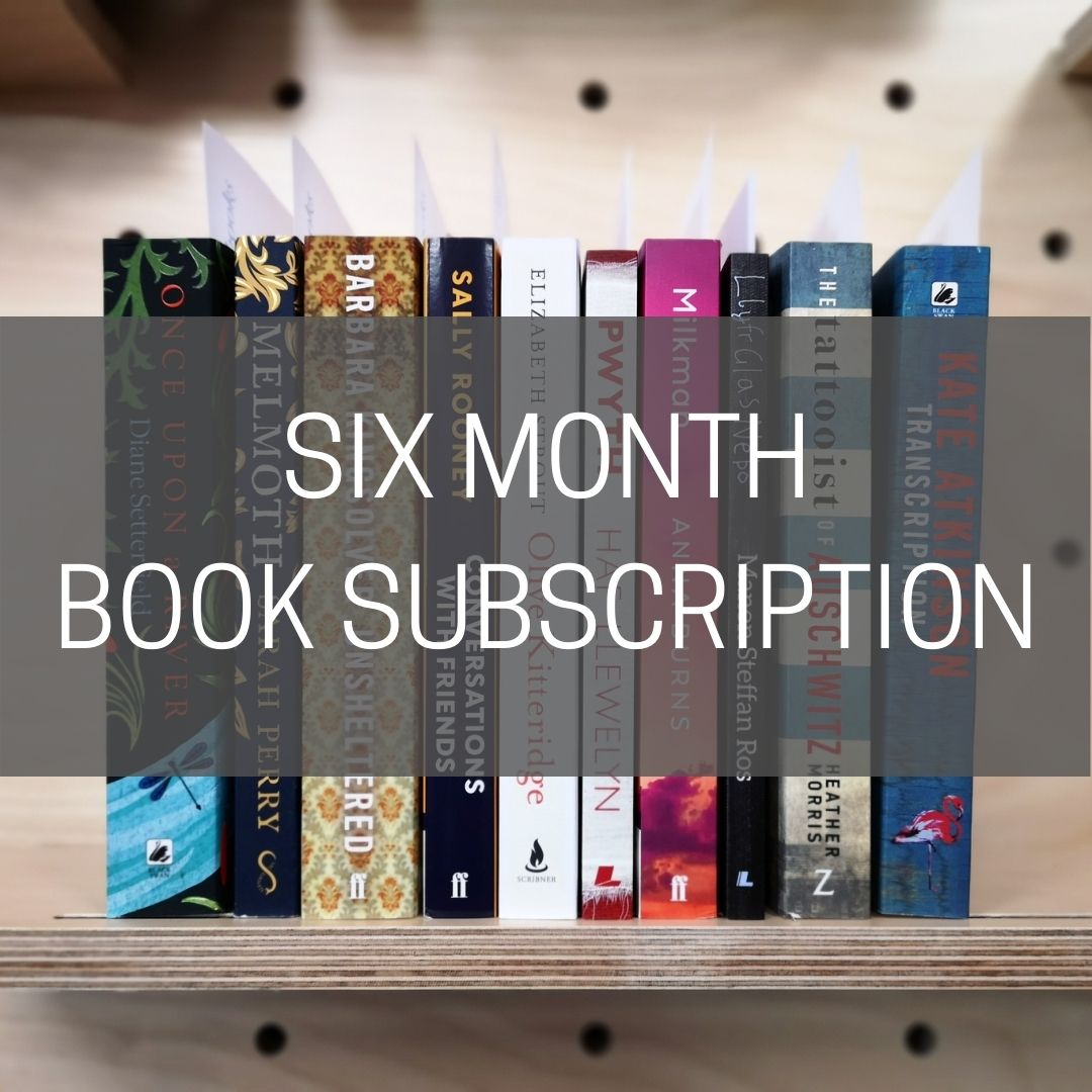 Book Subscription - SIX MONTHS (Collection)