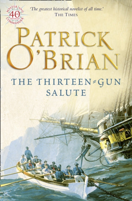 The Thirteen-Gun Salute-9780006499282