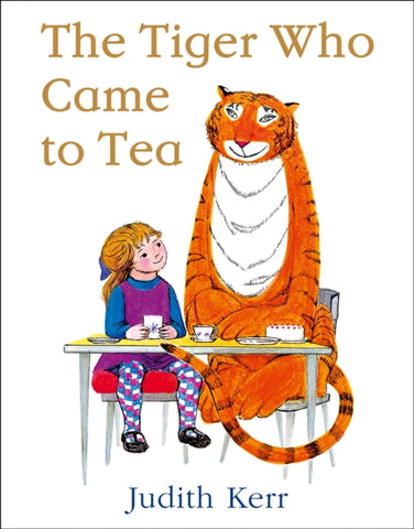 The Tiger Who Came to Tea-9780007215997