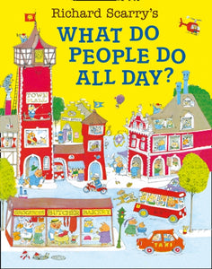 What Do People Do All Day?-9780007353699
