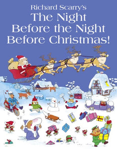 The Night Before The Night Before Christmas-9780007382194