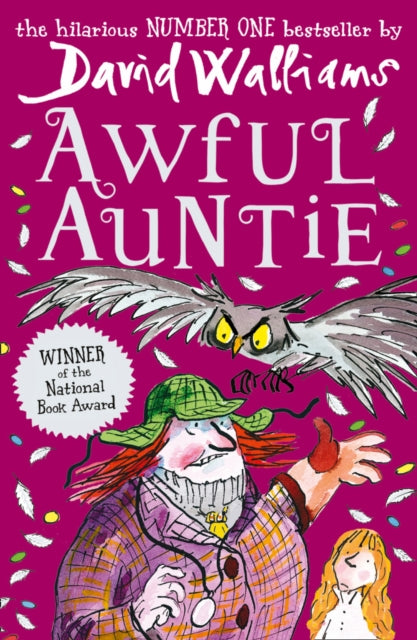 Awful Auntie-9780007453627