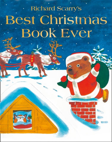 Best Christmas Book Ever!-9780007523153