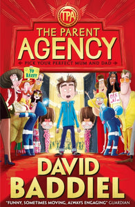 The Parent Agency-9780007554485