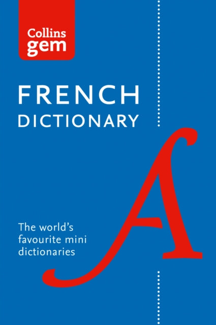 Collins French Dictionary: 40,000 Words and Phrases in a Mini Format-9780008141875