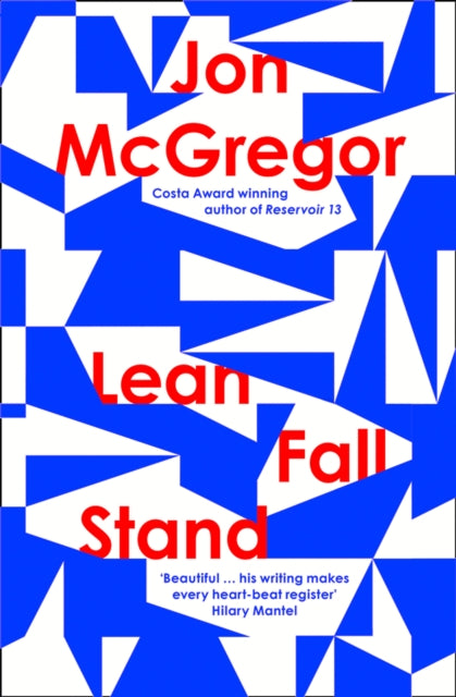 Lean Fall Stand - PRE-ORDER - SIGNED WITH PERSONAL DEDICATION