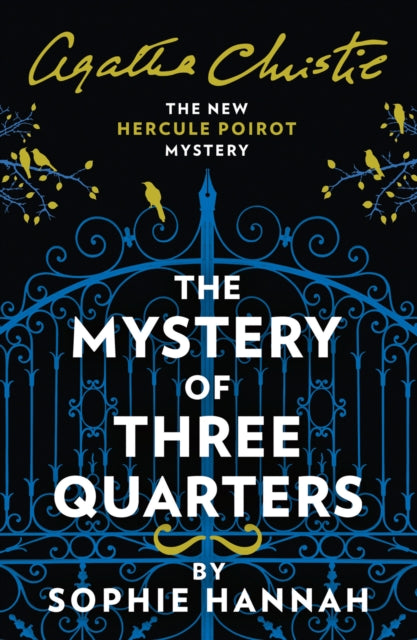 The Mystery of Three Quarters : The New Hercule Poirot Mystery-9780008264482