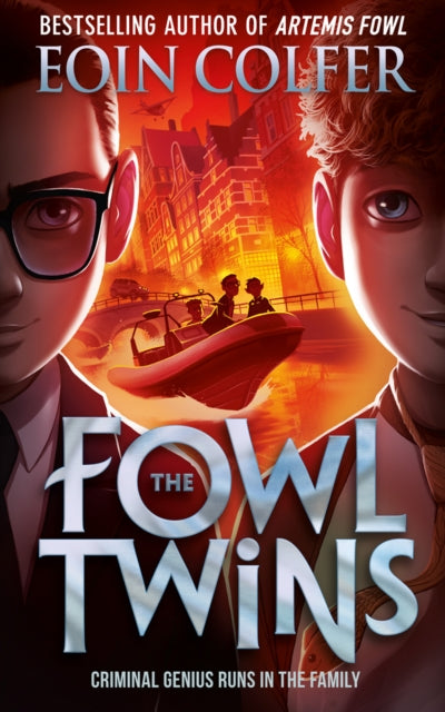 The Fowl Twins-9780008324858
