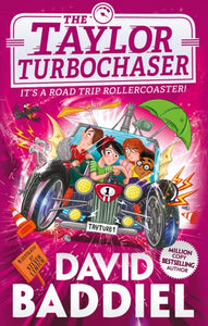 The Taylor Turbochaser-9780008334154