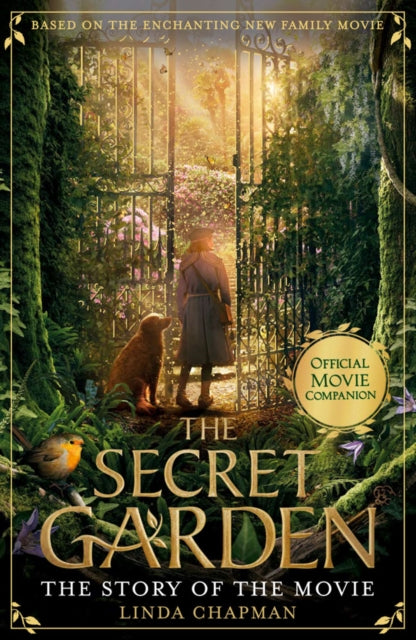 The Secret Garden: The Story of the Movie-9780008340070