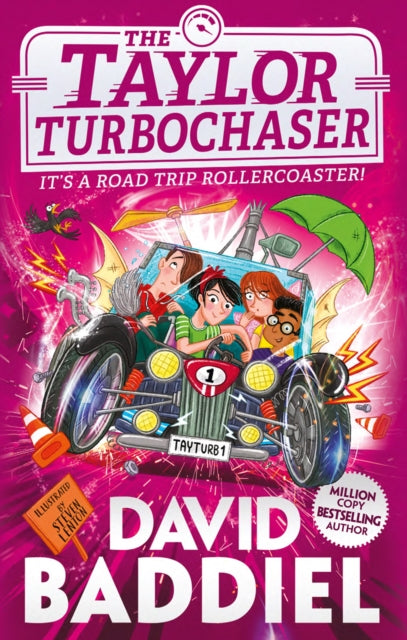 The Taylor Turbochaser-9780008365387