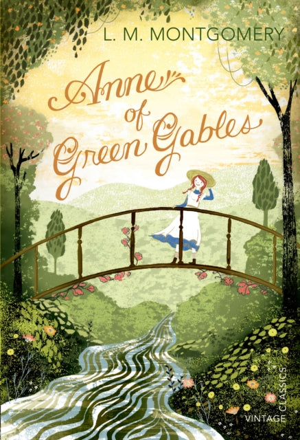 Anne of Green Gables-9780099582649