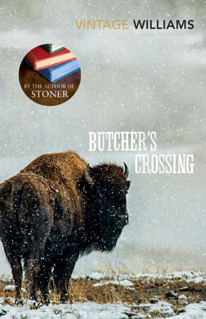 Butcher's Crossing-9780099589679