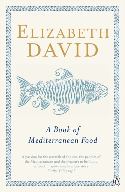 A Book of Mediterranean Food-9780140273281