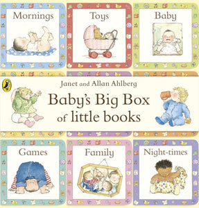 Baby's Big Box of Little Books-9780141356488