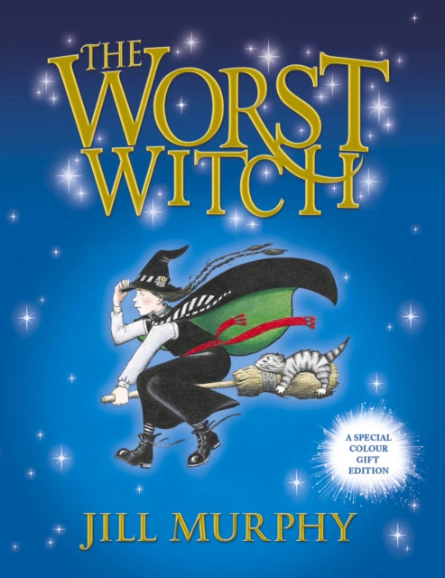 The Worst Witch (Colour Gift Edition)-9780141360614