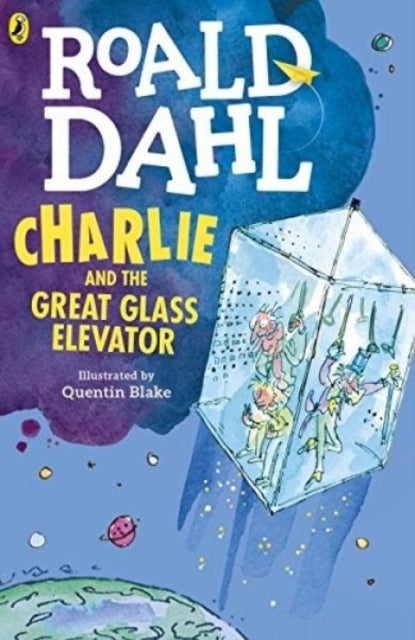 Charlie and the Great Glass Elevator-9780141365381