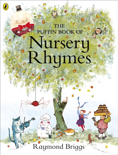 The Puffin Book of Nursery Rhymes-9780141370163