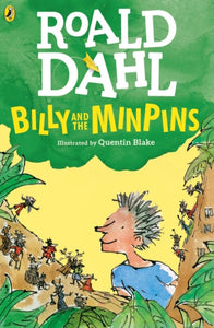 Billy and the Minpins (illustrated by Quentin Blake)-9780141377520