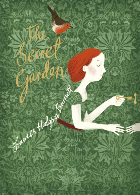 The Secret Garden : V & A Collector's Edition-9780141385501