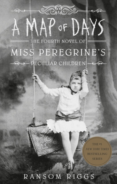 A Map of Days : Miss Peregrine's Peculiar Children-9780141385921