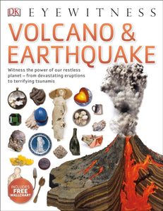 Volcano & Earthquake-9780241013595