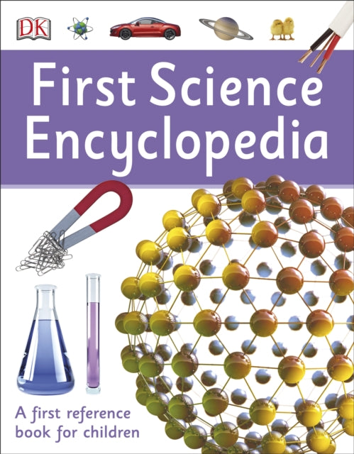 First Science Encyclopedia-9780241188750