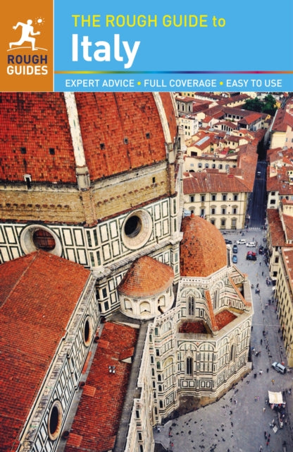 The Rough Guide to Italy-9780241216224