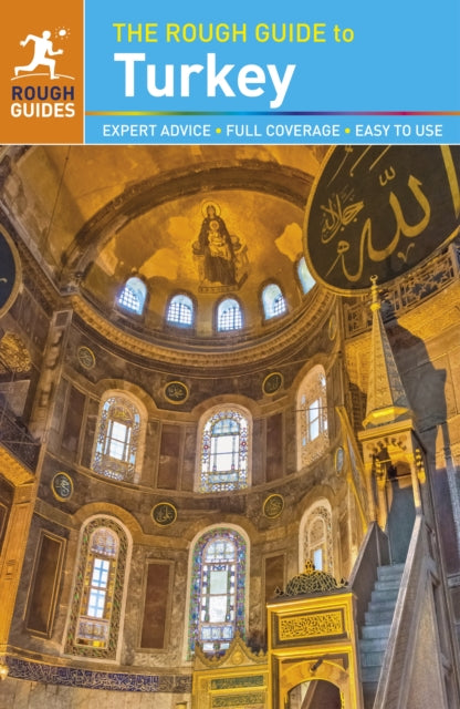 The Rough Guide to Turkey-9780241242070
