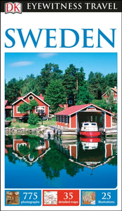 DK Eyewitness Travel Guide Sweden-9780241253571